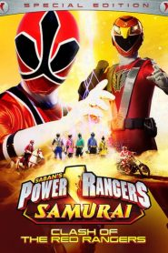 Power Rangers Samurai: Clash of the Red Rangers – The Movie